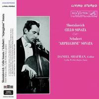 Daniel Shafran - Shostakovich: Cello Sonata/Schubert: Arpeggione Sonata