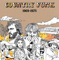Various Artists - Country Funk 1969-75