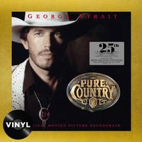 George Strait - Pure Country -  Vinyl Record