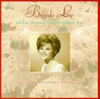 Brenda Lee - Rockin' Around The Christmas Tree -  10 inch Vinyl Record