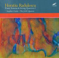 The JACK Quartet - Radulescu: Piano Sonatas & String Quartets 1 -  Vinyl Record