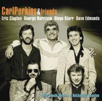 Carl Perkins & Friends - Blue Suede Shoes Double -  10 inch Vinyl Record