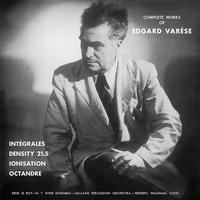 Edgar Varese - Complete Works