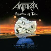 Anthrax - Persistence Of Time -  Vinyl Record