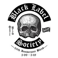 Black Label Society - Sonic Brew 20th Anniversary Blend 5.99 - 5.19