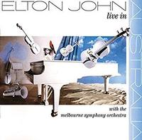 Elton John - Live In Australia With The Melbourne Symphony Orchestra