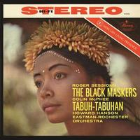 Various Artists - Sessions: The Black Maskers & McPhee: Tabuh-Tabuhan/Eastman-Rochester Orchestra