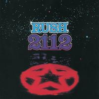 Rush - 2112 -  180 Gram Vinyl Record
