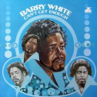 Barry White - Can't Get Enough -  180 Gram Vinyl Record