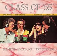 Johnny Cash, Roy Orbison, Jerry Lee Lewis, and Carl Perkins - Class Of '55: Memphis Rock & Roll Homecoming