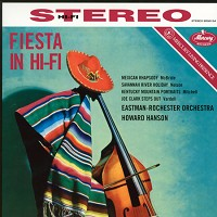 Howard Hanson/Eastman-Rochester Orchestra - Fiesta in Hi-Fi