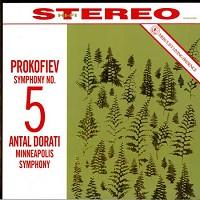 Antal Dorati - Prokofiev: Symphony No. 5 in B Flat