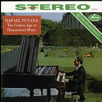 Rafael Puyana - The Golden Age of Harpsichord Music