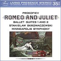 Stanislaw Skrowaczewski - Prokofiev: Romeo and Juliet Suites Nos. 1 & 2