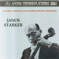 Janos Starker - Schumann & Lalo: Concerto For Cello and Orchestra