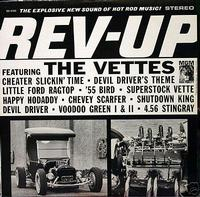 The Vettes - Rev-Up