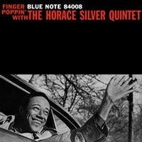 Horace Silver Quintet - Finger Poppin' with the Horace Silver Quintet