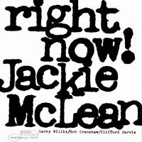 Jackie McLean - Right Now!