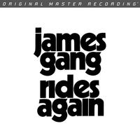 James Gang - Rides Again