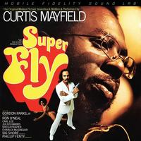 Curtis Mayfield - Superfly -  45 RPM Vinyl Record
