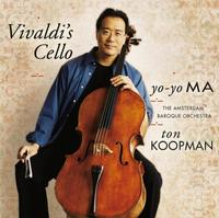 Yo-Yo Ma And The Amsterdam Baroque Orc. & Ton Koopman - Vivaldi's Cello