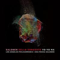 Yo-Yo Ma - Salonen: Cello Concerto/ Esa-Pekka Salonen