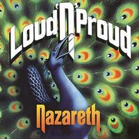 Nazareth Loud N Proud 180 Gram Vinyl Record Acoustic Sounds