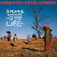 Arrested Development - 3 Years, 5 Months and 2 Days In The Life Of... -  180 Gram Vinyl Record