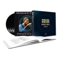 Friedrich Gulda - Message From G -  Vinyl Box Sets