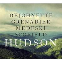 DeJohnette, Grenadier, Medeski & Scofield - Hudson