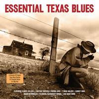 Various Artists - Essential Texas Blues