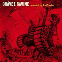 Ry Cooder - Chavez Ravine -  Vinyl Record