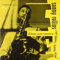 Sonny Rollins - Sonny Rollins With the Modern Jazz Quartet