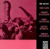 Kenny Burrell - The Cats