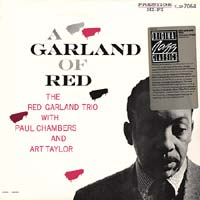 Red Garland Trio  - A Garland of Red