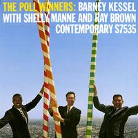 Barney Kessel, Ray Brown, Shelly Manne - The Poll Winners