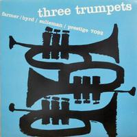 Donald Byrd, Art Farmer And Idrees Sulieman - Three Trumpets