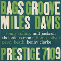 Miles Davis & The Modern Jazz - Bags Groove
