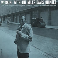 Miles Davis Quintet - Workin' With The Miles Davis Quintet -  Vinyl Record