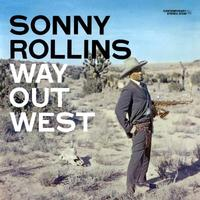 Sonny Rollins - Way Out West -  Vinyl Record