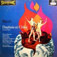 Pierre Monteux - Ravel: Daphnis Et Chloe
