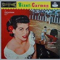 Ernest Ansermet - Bizet: Carmen & L'arlisienne Suite