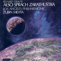 Zubin Mehta - Strauss: Also Sprach Zarathustra