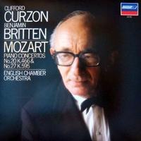 Benjamin Britten - Mozart: Piano Concertos Nos. 20 & 27