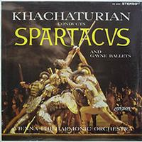 Aram Khachaturian - Khachaturian: Spartacus & Gayne Ballets