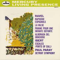 Paul Paray - Ravel & Ibert: Rapsodie Espagnole