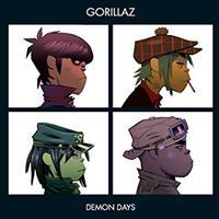 Gorillaz - Demon Days -  Vinyl Record