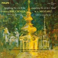 Eugen Jochum - Bruckner: Symphony No. 5 / Mozart: Symphony No. 36 ('Linz')
