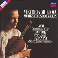 Viktoria Mullova - Works For Solo Violin