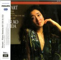 Mitsuko Uchida - Mozart: Piano Sonatas KV 331 & 332